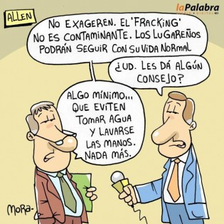 CONSEJO FRACKING