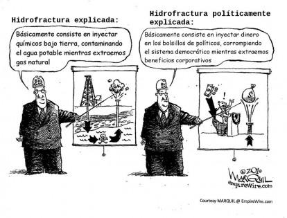 fracking comics