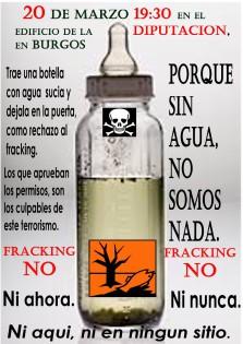 Fracking dia agua 20 mayo 2015