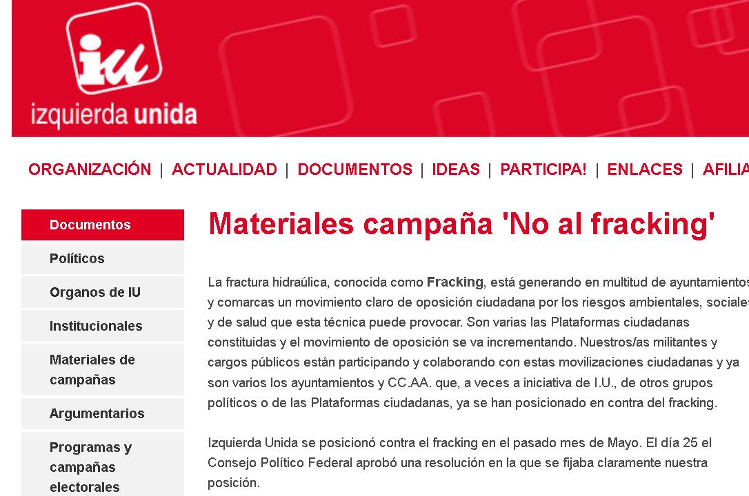 IU-fracking